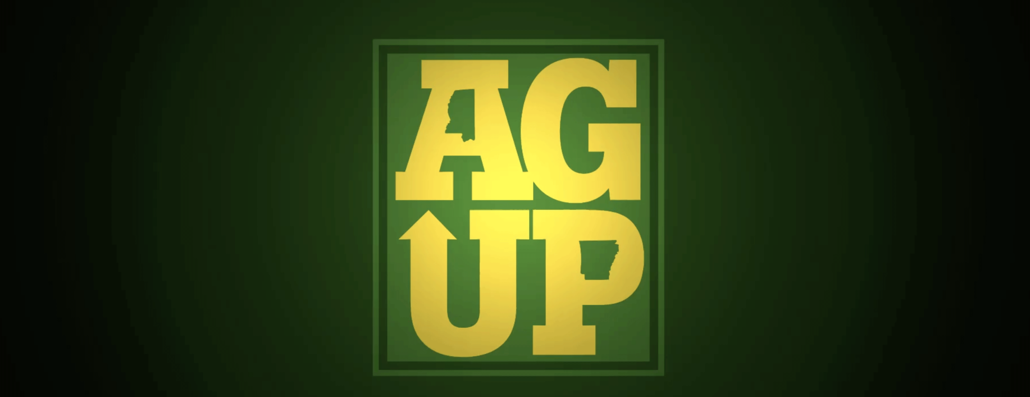 AgUp mobile banner