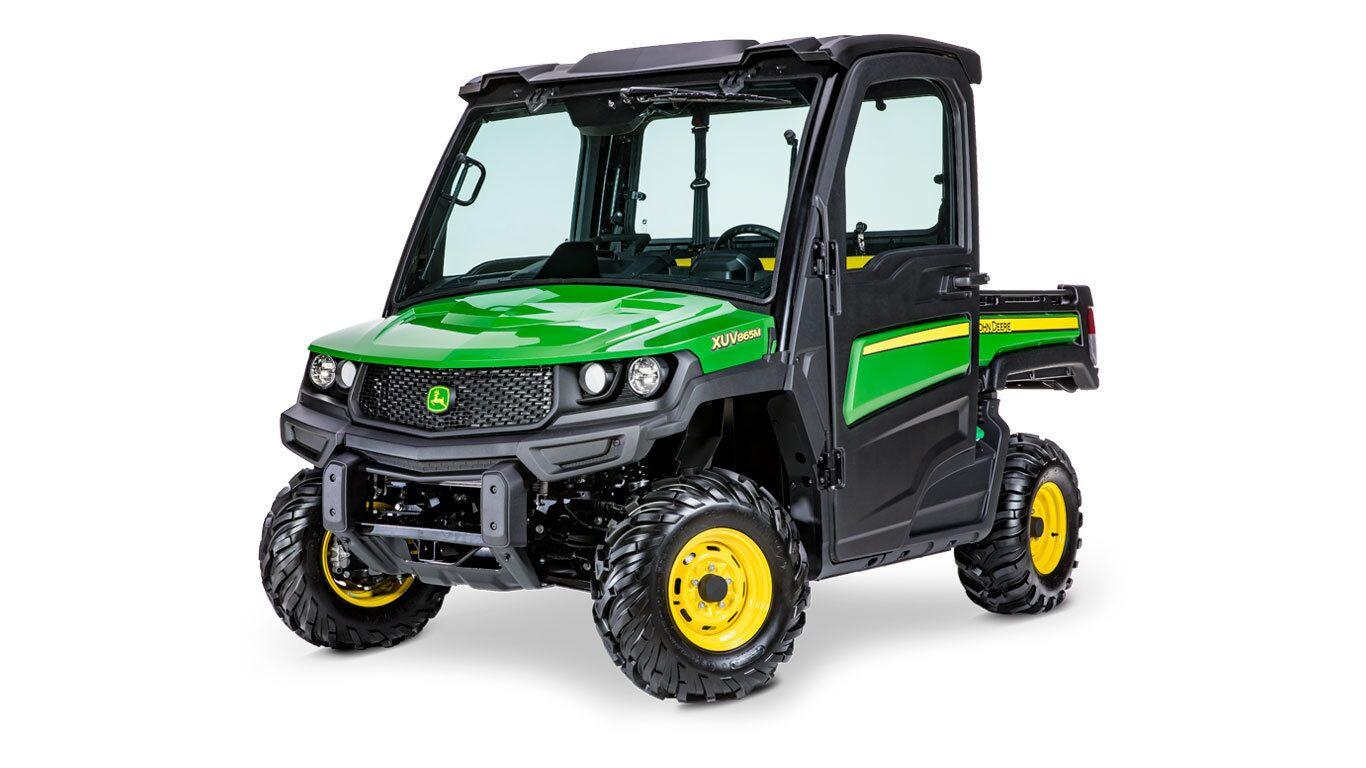 4PCS Front Rear Wheel Bearings Kit for John Deere Gator XUV 625i 825i 855D 865