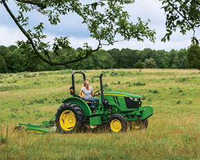 Build your own utility tractor