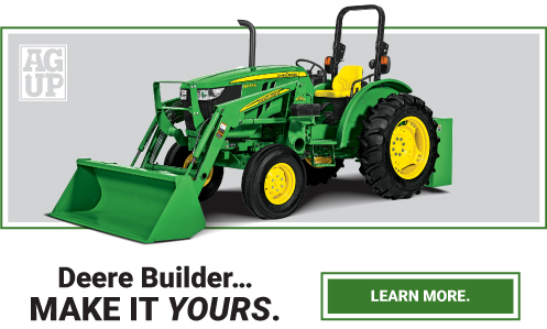 Build your own John Deere tractor